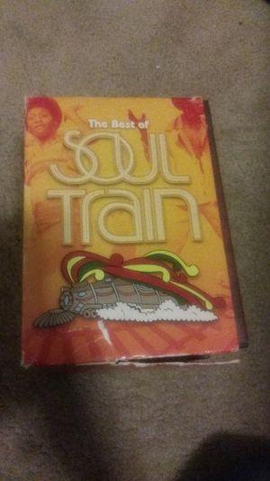 The Best Of Soul Train Full 9 DVD Set for Sale in Detroit, MI