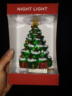 Christmas Tree Nightlight for Sale in Long Beach,  CA