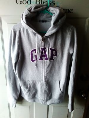 Women's size Small Gap Zip Up Hoodie Jacket for Sale in St. Louis, MO