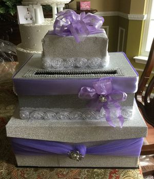 Wedding Card Box for Sale in Herndon, VA