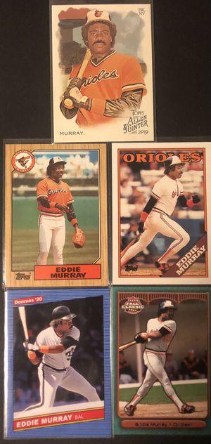 Eddie Murray (5) Card Lot for Sale in San Jose, CA