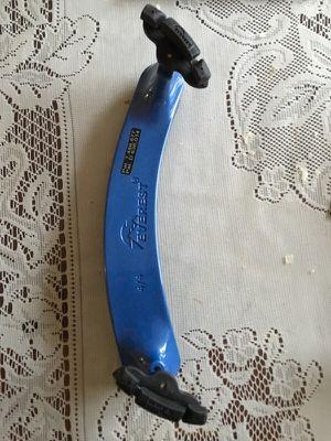 Violin shoulder rest 4/4 size for Sale in Manassas, VA