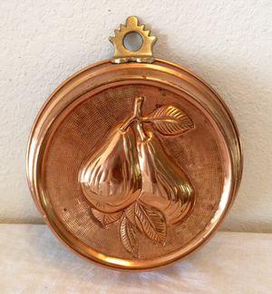 Copper and brass kitchen mold ODI India for Sale in Chesapeake, VA