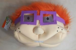 Chucky from rugrats maskimal halloween mask cosplay new for Sale in Phoenix, AZ