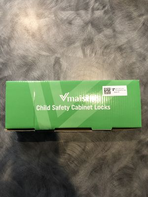 Child safety cabinet locks for Sale in Minot, ND