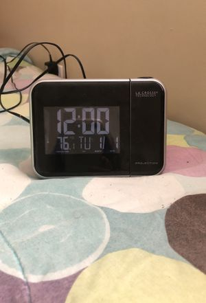 Alarm Projection Clock for Sale in Holiday, FL