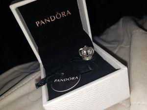 Pandora crown charm for Sale in Springfield, VA