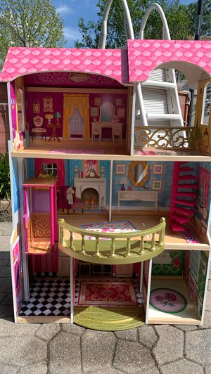 large doll house for Sale in Morrisville, PA