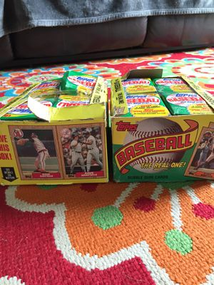 Baseball card 1987 for Sale in Gaithersburg, MD