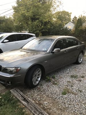 2006 BMW 750li (Needs Engine Replaced) for Sale in Columbus, OH