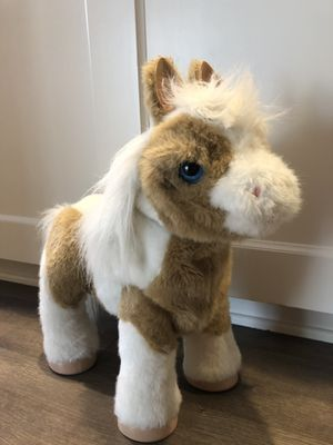FurReal Friends, Butterscotch My Walkin' Pony Pet for Sale in Thousand Oaks, CA
