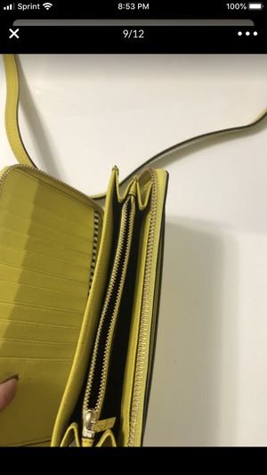 Henri Bendel Purse and Matching Wallet for Sale in Chicago, IL