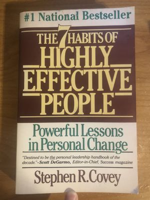 The 7 Habits of Highly Effective People for Sale in Houston, TX