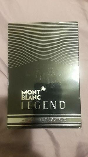 "Mont Blanc ""Legend."" Men's Cologne. for Sale in Tacoma, WA"