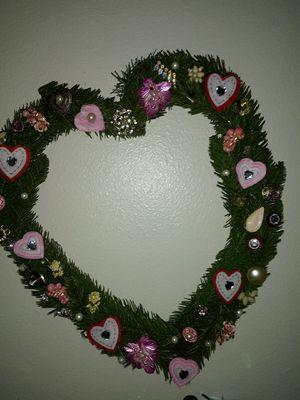 Handmade ❤ Wreath for Sale in Marysville, WA