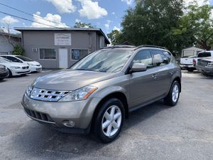 2004 NISSAN MURANO for Sale in Tampa, FL