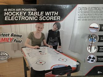 AIR HOCKEY TABLE 48 INCH for Sale in Los Angeles,  CA