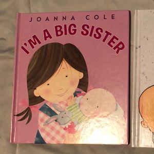 Big Sister Books (2) for Sale in San Ramon, CA
