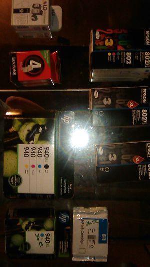 Various ink cartridges for Sale in Elkhart, IN