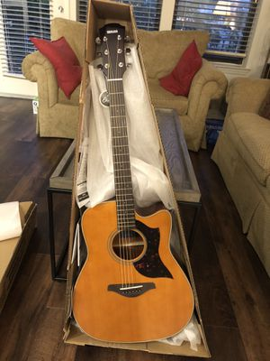 Yamaha A1M Acoustic-Electric Guitar for Sale in Franklin, TN