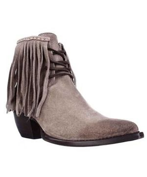 Frye Sacha fringe booties size 9 women's for Sale in Miami, FL