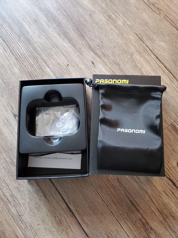 PASONOMI Bluetooth Earbuds Wireless Headphones Bluetooth Headset Wireless Earphones IPX7 Waterproof
