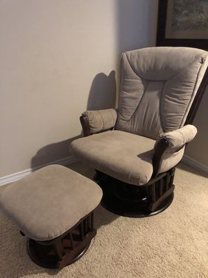 Dutailier Glider with Gliding Ottoman for Sale in Irvine, CA