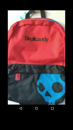 Skullcandy backpack. New. With tags for Sale in St. Louis, MO
