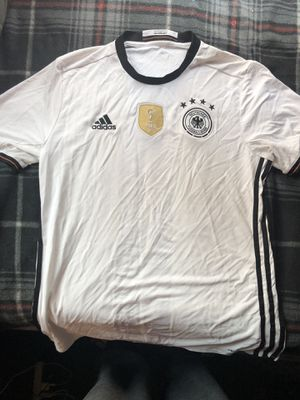 Germany World Cup Jersey ! Size L for Sale in San Francisco, CA