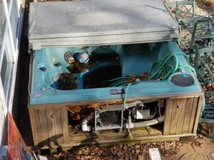 Old hot tub for Sale in Tolland, CT