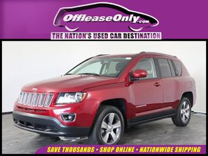 2016 Jeep Compass for Sale in North Lauderdale, FL