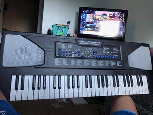 Techno-beat keyboard for Sale in Eddington, PA