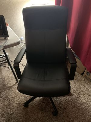 Leather office chair for Sale in Auburn, WA
