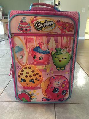 Children's Shopkins Luggage for Sale in Apex, NC