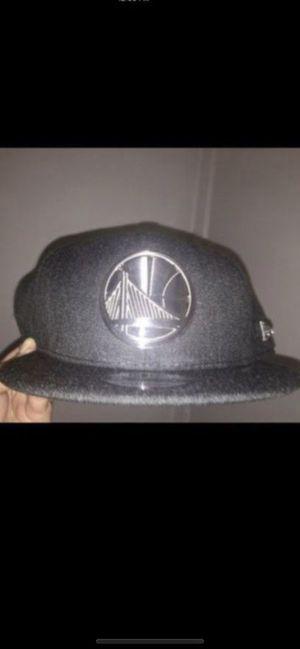 Golden State Warriors New Era Metallic Emblem SnapBack for Sale in Hayward, CA