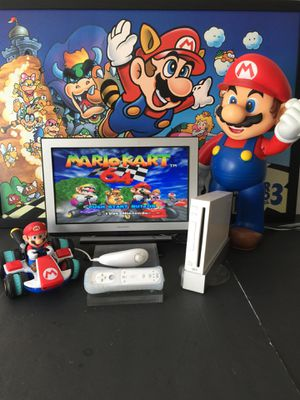 Nintendo Wii Modded With Over 6000 Games for Sale in Irwindale, CA