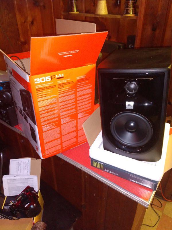 3 Series Mkll Powers Studio monitor
