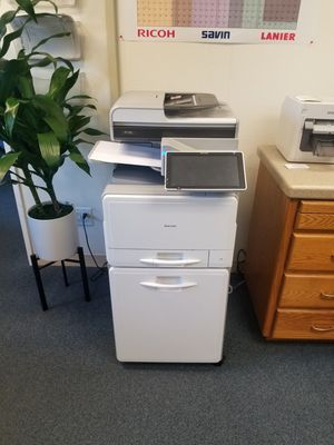 Heavy Duty Ricoh Copier, Printer & Scanner for Sale in Westminster, CA