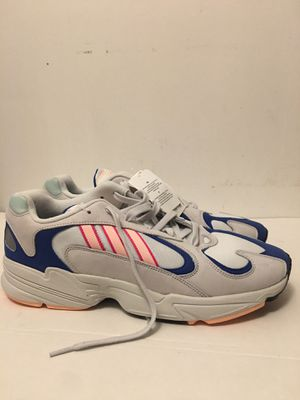 Adidas young 1 blue gray size 13 for Sale in Miami Gardens, FL