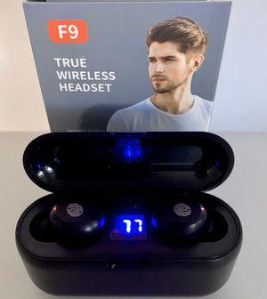 EarPods F9 IPX7 TWS for Sale in Norco, CA
