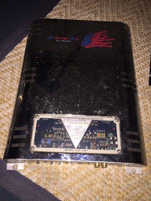American pro Amplifier for Sale in Bell, CA