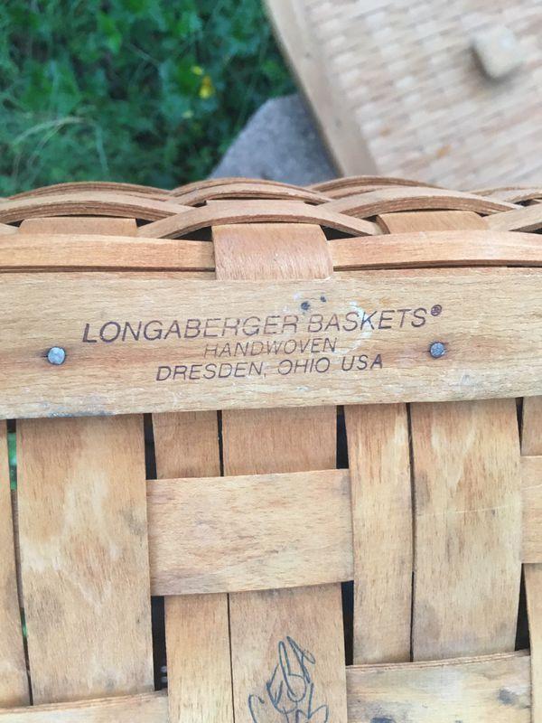 Huge Longaberger basket.Clothes bin. Largo near Indian Rocks