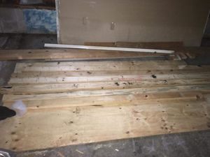 2x4s,Drywall& 1 sheet of plywood for Sale in Tampa, FL