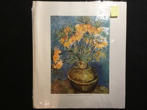 Van Gogh lithograph printed in spain. for Sale in Eau Claire, WI