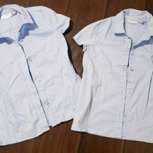 Girls uniform tops lot size 7/8 for Sale in Monrovia, CA