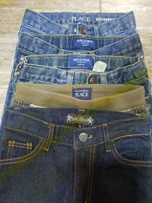5T Jeans, shorts and shirts. for Sale in Arlington, TX