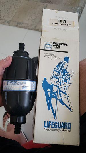 Racor fuel/air separator 5/8 vent line for Sale in Boca Raton, FL