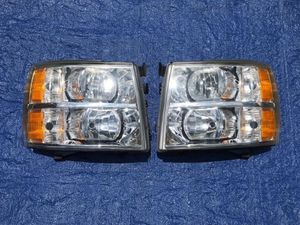 Chevy Silverado headlights for Sale in Houston, TX