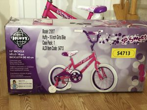Huffy 16 inch girls bike for Sale in Ashburn, VA