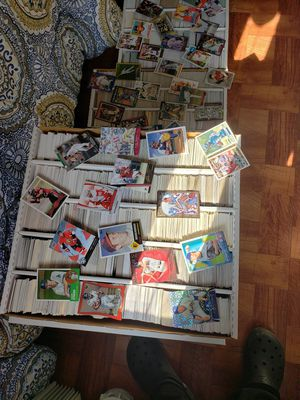 Over 31000 sportscards from years 2000 till now for Sale in Holmdel, NJ